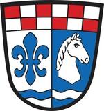Wappen der Gemeinde Halsbach