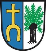 Wappen der Gemeinde Kirchweidach